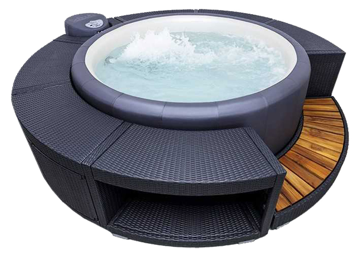 Soft Tub For Sale >> Buy Soft Sided Portable Hot Tubs Softub Express